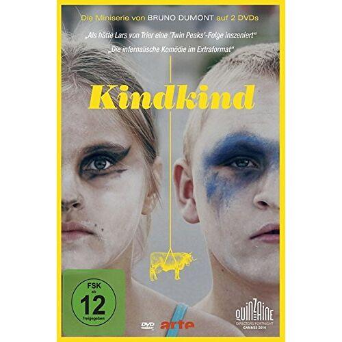 Alane Delhaye - KINDKIND (P'TIT QUINQUIN) - Die Miniserie [2 DVDs] - Preis vom 23.02.2021 06:05:19 h