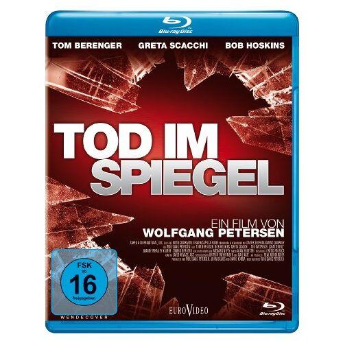 Wolfgang Petersen - Tod im Spiegel [Blu-ray] - Preis vom 20.10.2020 04:55:35 h