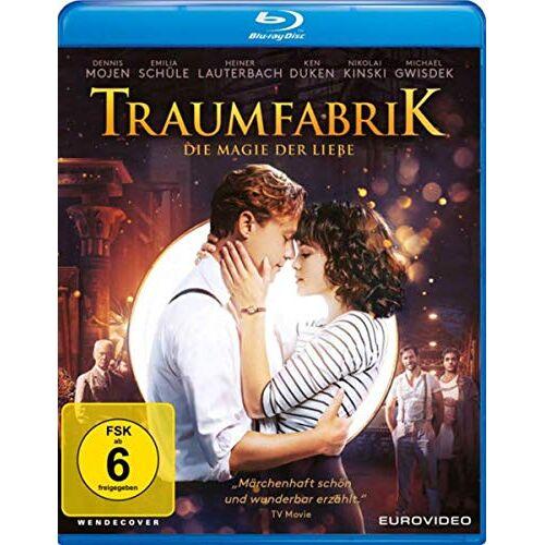 Martin Schreier - Traumfabrik [Blu-ray] - Preis vom 20.10.2020 04:55:35 h