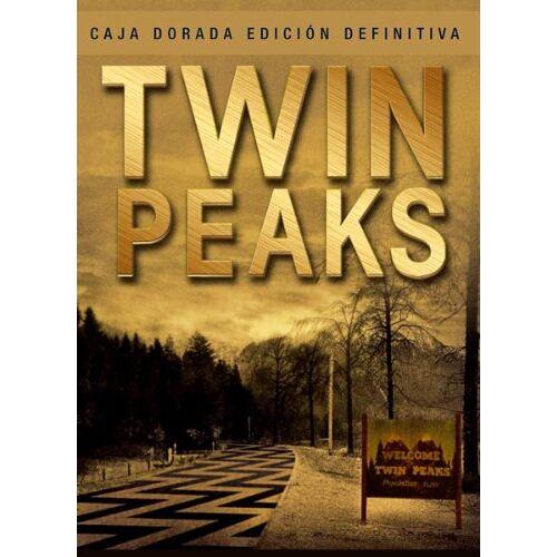 - Twin Peaks (Caja dorada) [DVD] - Preis vom 23.01.2021 06:00:26 h