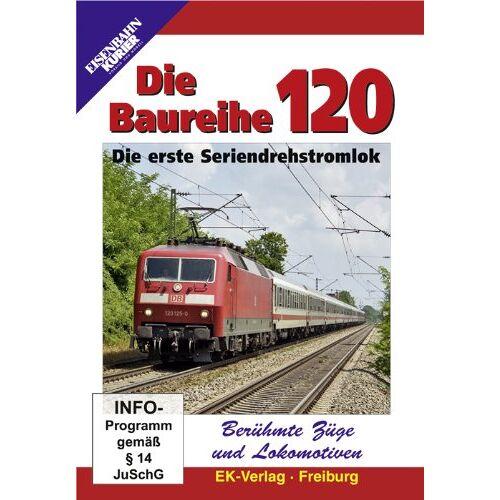 - Die Baureihe 120 - Die erste Seriendrehstromlok - Preis vom 25.01.2021 05:57:21 h