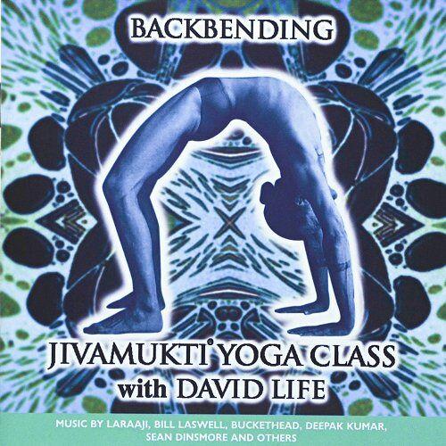 Jivamukti Yoga - Backbending - Yoga Übungen auf DVD & CD - Preis vom 16.05.2021 04:43:40 h