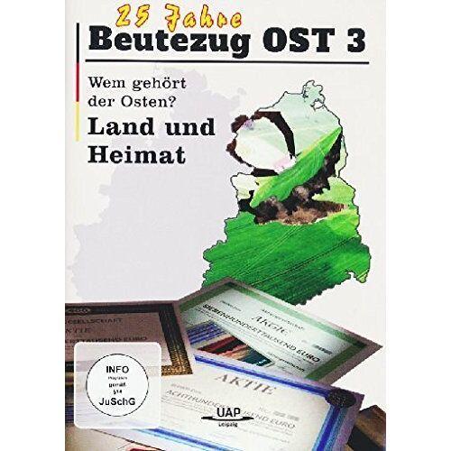 Ariane Riecker - Beutezug OST 3 - Wem gehört der Osten - Land und Heimat - Preis vom 28.02.2021 06:03:40 h