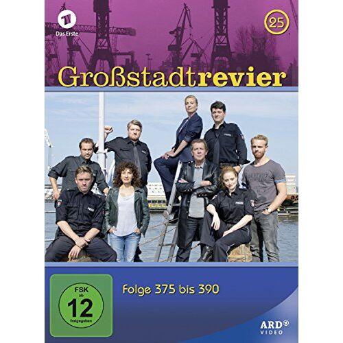 Lars Jessen - Großstadtrevier 25 - Folge 375 bis 390 [4 DVDs] - Preis vom 18.10.2020 04:52:00 h