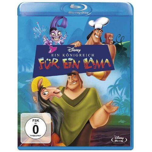 Mark Dindal - Ein Königreich für ein Lama [Blu-ray] - Preis vom 13.05.2021 04:51:36 h