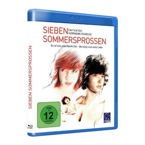 Herrmann Zschoche - Sieben Sommersprossen [Blu-ray] - Preis vom 15.04.2021 04:51:42 h
