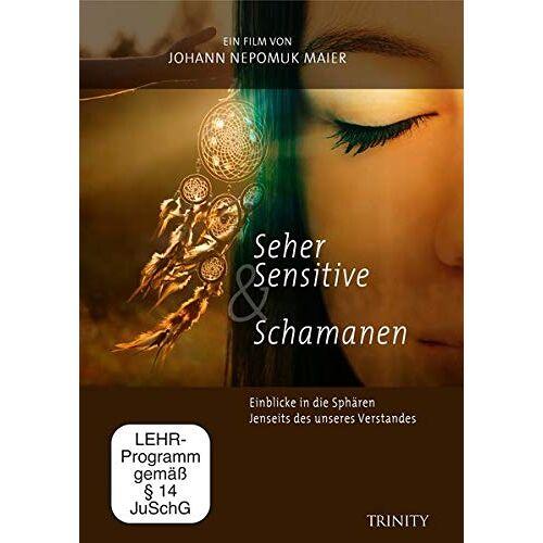 - Seher, Sensitive & Schamanen, 1 DVD - Preis vom 18.04.2021 04:52:10 h