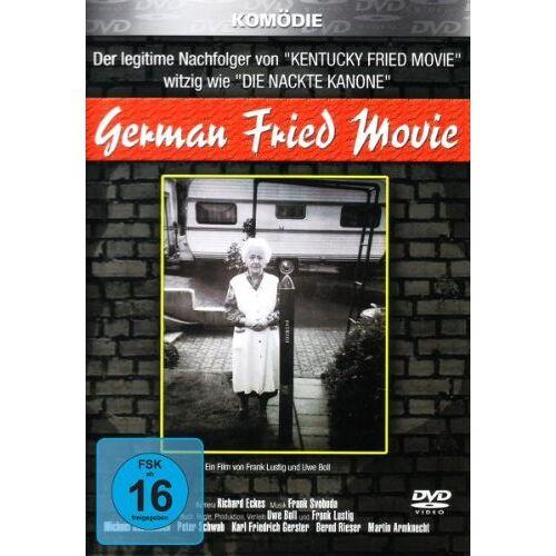 Frank Lustig - German Fried Movie - Preis vom 19.08.2019 05:56:20 h