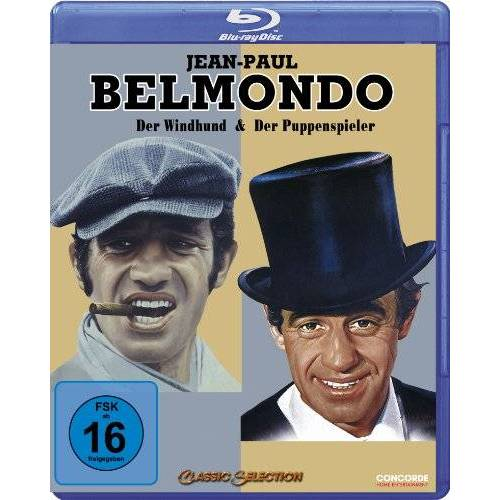 Jean-Paul Belmondo - Belmondo - Double Feature [Blu-ray] - Preis vom 04.09.2020 04:54:27 h