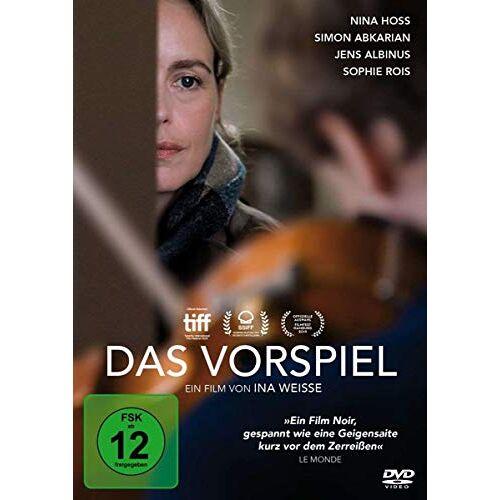 Nina Hoss - Das Vorspiel - Preis vom 11.05.2021 04:49:30 h