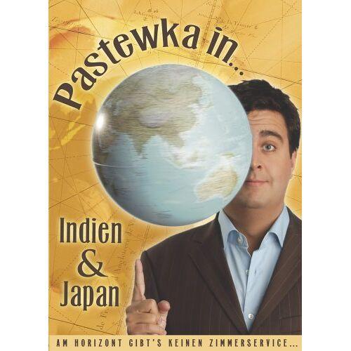 Bastian Pastewka - Pastewka in ...Indien & Japan [2 DVDs] - Preis vom 22.02.2021 05:57:04 h