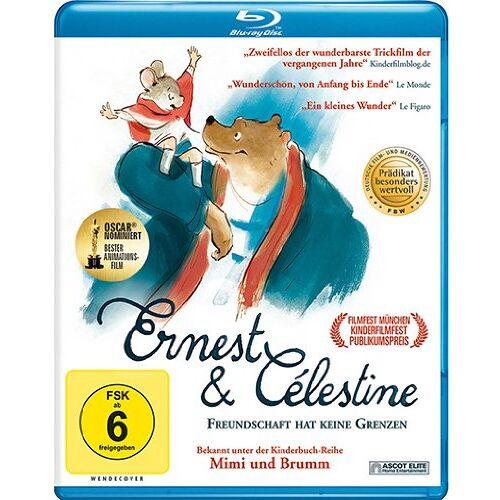 Stephane Aubier - Ernest & Celestine [Blu-ray] - Preis vom 28.02.2021 06:03:40 h