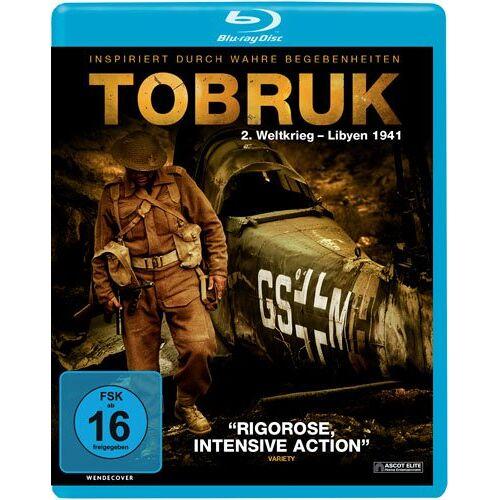 Vaclav Marhoul - Tobruk - Libyen 1941 [Blu-ray] - Preis vom 18.04.2021 04:52:10 h
