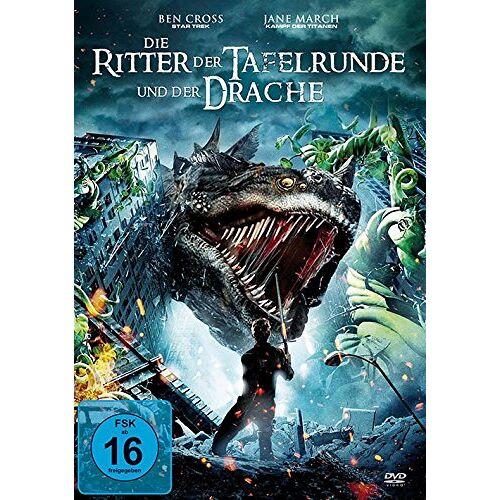 - Die Ritter der Tafelrunde und der Drache, 1 DVD - Preis vom 03.09.2020 04:54:11 h