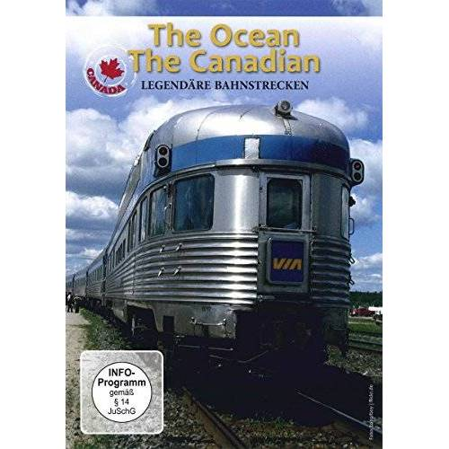 - Legendäre Bahnstrecken (the Ocean/the Canadian) - Preis vom 04.05.2021 04:55:49 h