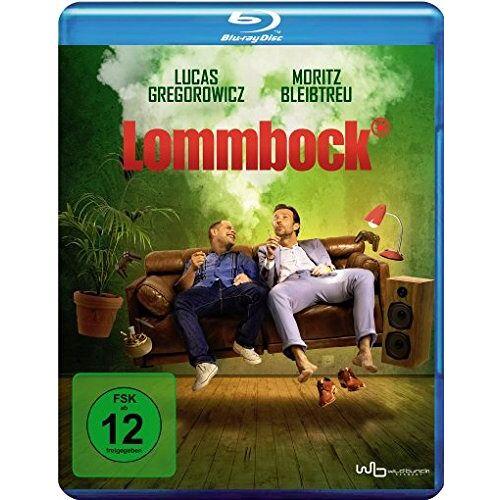 Christian Zübert - Lommbock [Blu-ray] - Preis vom 18.10.2020 04:52:00 h