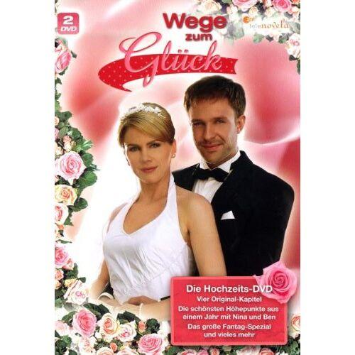 Walter A. Franke - Wege zum Glück: Die Hochzeits-DVD (2 DVDs) - Preis vom 31.03.2020 04:56:10 h