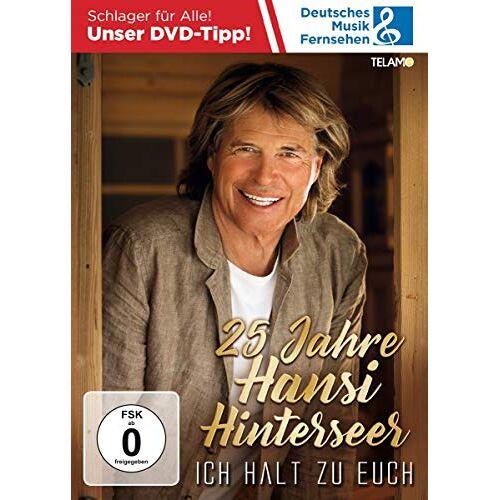 Hansi Hinterseer - 25 Jahre Hansi Hinterseer - Ich halt zu Euch - Preis vom 07.03.2021 06:00:26 h