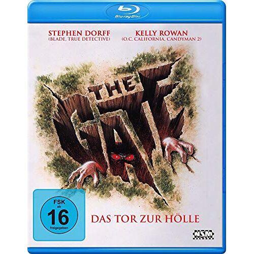 Tibor Takács - Gate - Die Unterirdischen [Blu-ray] - Preis vom 23.06.2020 05:06:13 h