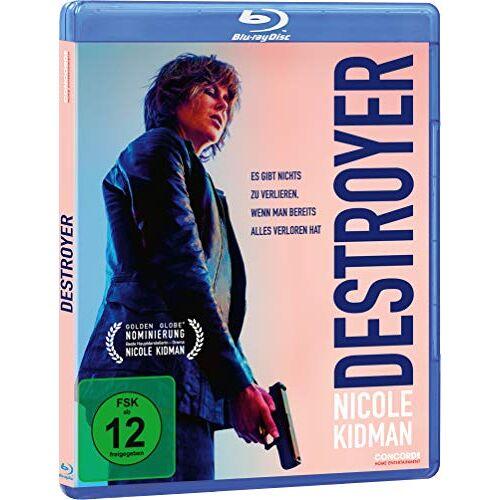 Karyn Kusama - Destroyer [Blu-ray] - Preis vom 25.07.2020 04:54:25 h