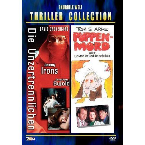 David Cronenberg - Thriller Collection: Die Unzertrennlichen / Puppenmord - Preis vom 16.01.2020 05:56:39 h