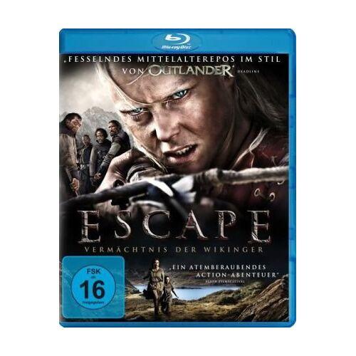 - ESCAPE Lenticular Edition Blu-Ray - Preis vom 12.01.2021 06:02:37 h