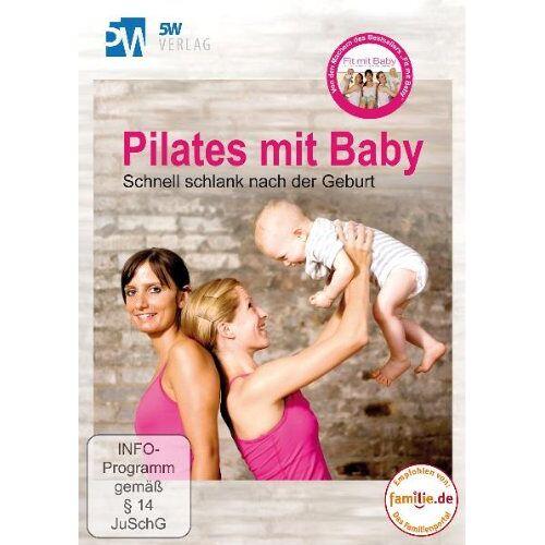 - Pilates mit Baby - Schnell schlank nach der Geburt (Rückbildungsgymnastik mit Baby) --- empfohlen von familie.de --- - Preis vom 15.10.2019 05:09:39 h