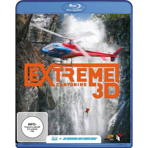 Simon Busch - Extreme Canyoning [3D Blu-ray] - Preis vom 21.10.2020 04:49:09 h