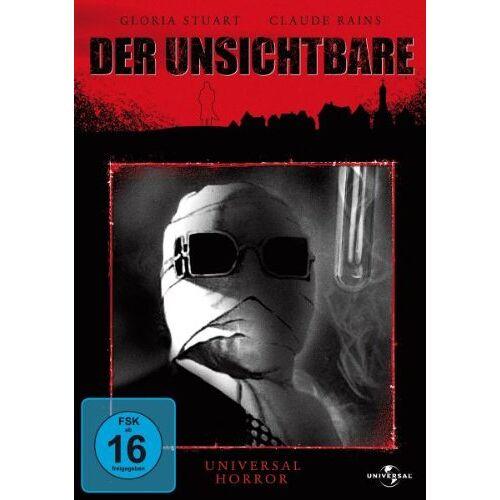 James Whale - Der Unsichtbare - Preis vom 10.12.2019 05:57:21 h