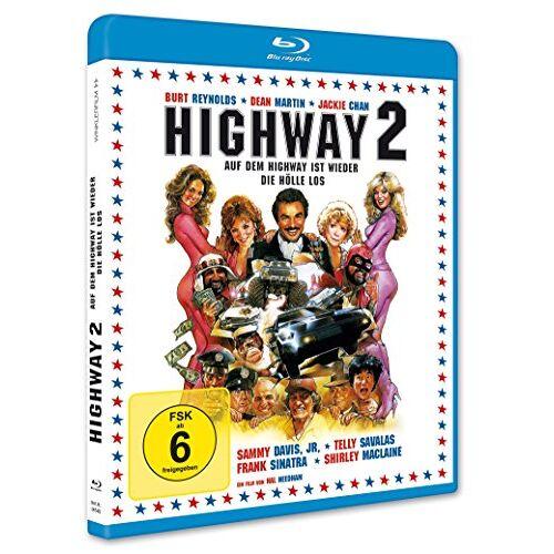 Hal Needham - Highway 2 - Auf dem Highway ist wieder die Hölle los [Blu-ray] - Preis vom 20.10.2020 04:55:35 h