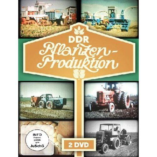 - DDR Pflanzen-Produktion [2 DVDs] - Preis vom 17.01.2020 05:59:15 h