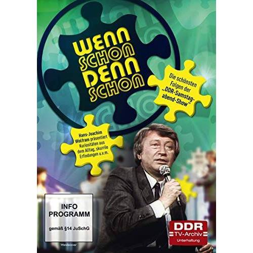 Bruno Kleberg - Wenn schon - denn schon [4 DVDs] - Preis vom 20.10.2020 04:55:35 h