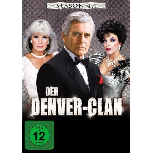 John Forsythe - Der Denver-Clan - Season 4, Vol. 1 [3 DVDs] - Preis vom 01.03.2021 06:00:22 h