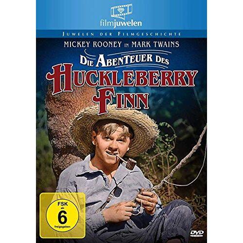 Richard Thorpe - Die Abenteuer des Huckleberry Finn (Filmjuwelen) - Preis vom 05.09.2020 04:49:05 h