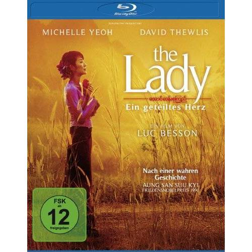Luc Besson - The Lady - Ein geteiltes Herz [Blu-ray] - Preis vom 14.04.2021 04:53:30 h