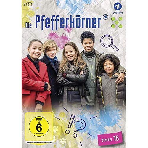Daniel Drechsler-Grau - Die Pfefferkörner - Staffel 15 [2 DVDs] - Preis vom 24.02.2021 06:00:20 h