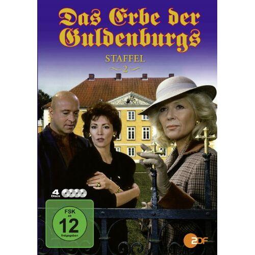 Gero Erhardt - Das Erbe der Guldenburgs - Staffel 2 (Jumbo Amaray - 4 DVDs) - Preis vom 05.09.2020 04:49:05 h