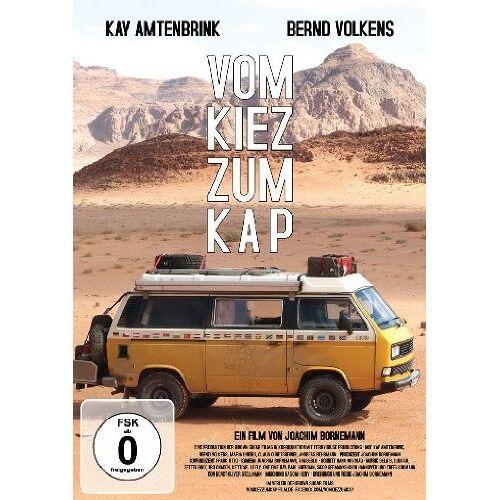Kay Amtenbrink - Vom Kiez zum Kap - Preis vom 28.02.2021 06:03:40 h