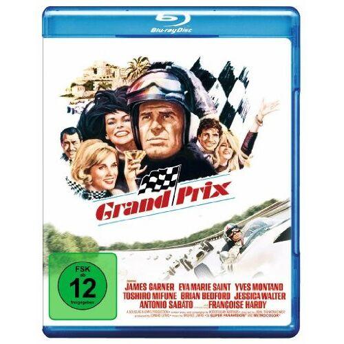John Frankenheimer - Grand Prix [Blu-ray] - Preis vom 19.01.2021 06:03:31 h