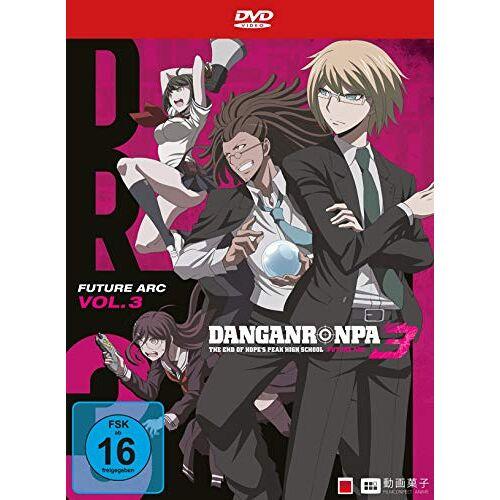 - Danganronpa 3: Future Arc - DVD 3 - Preis vom 20.10.2020 04:55:35 h
