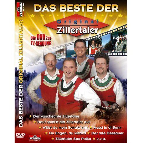 - Die Original Zillertaler - Das Beste der Original Zillertaler - Preis vom 18.02.2020 05:58:08 h