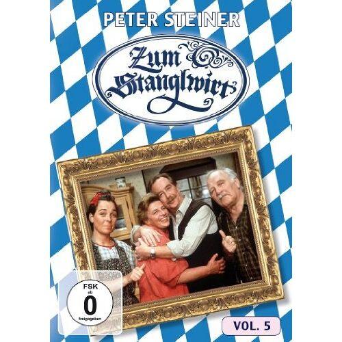 Peter Steiner - Zum Stanglwirt - Vol. 5, Folge 21-25 - Preis vom 20.10.2020 04:55:35 h
