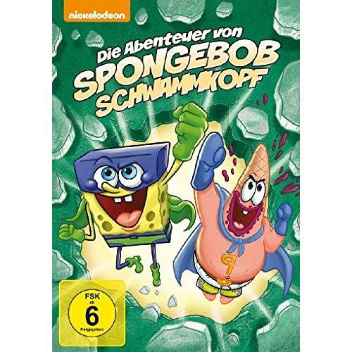 - SpongeBob Schwammkopf - Die Abenteuer von SpongeBob Schwammkopf - Preis vom 14.04.2021 04:53:30 h