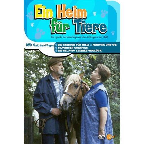 Siegfried Wischnewski - Ein Heim für Tiere - DVD 04 - Preis vom 19.10.2020 04:51:53 h
