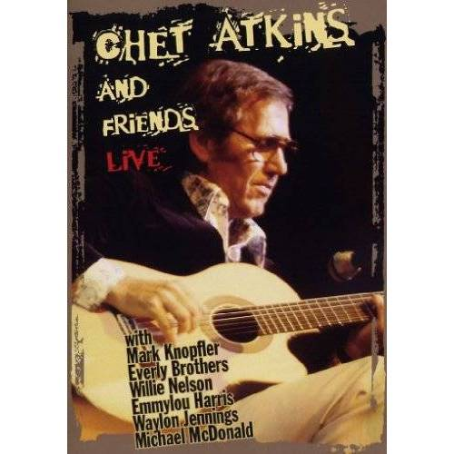 Chet Atkins - Chet Atkins and Friends - Live - Preis vom 20.10.2020 04:55:35 h