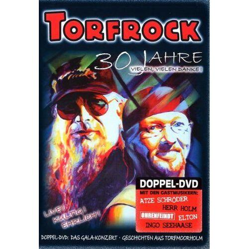 Ronald Matthes - Torfrock - 30 Jahre Torfrock-vielen,vielen Danke! (2 DVDs) - Preis vom 12.01.2021 06:02:37 h