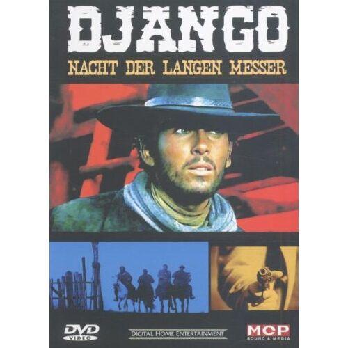 E. B. Clucher - Django - Die Nacht der langen Messer - Preis vom 20.10.2020 04:55:35 h