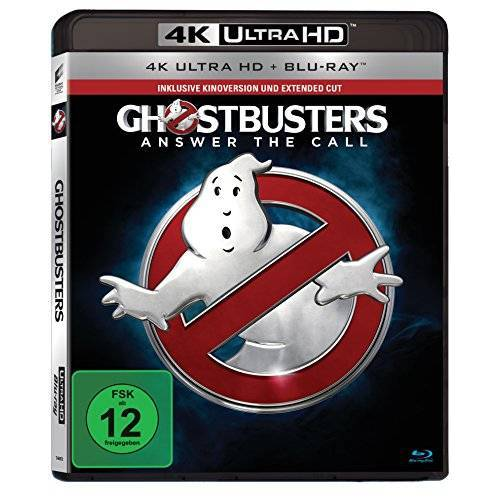 - Ghostbusters (4K UHD Extended) [Blu-ray] - Preis vom 25.02.2021 06:08:03 h
