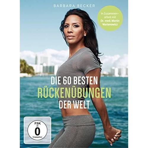 Barbara Becker - Die 60 besten Rückenübungen der Welt - Preis vom 18.10.2020 04:52:00 h