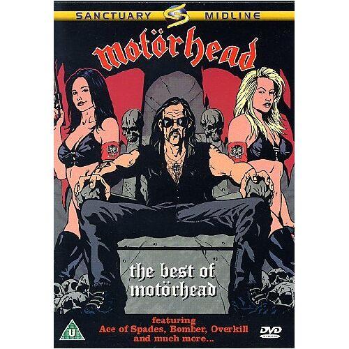 Motörhead - The Best Of Motörhead - Preis vom 06.09.2020 04:54:28 h